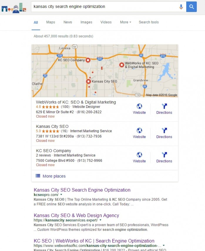 google my business reviews boost organic and local search rankings 698x856 - How to create a Google My Business review URL pre-filled with 5 stars and ask customers to write a review