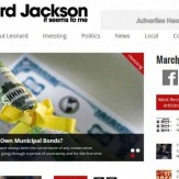 Leonard Jackson | Political and Financial Blogger