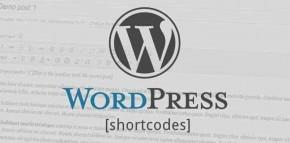WordPress Shortcodes