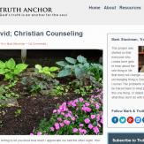 Truth Anchor - Christian focused blog by Mark Stockman